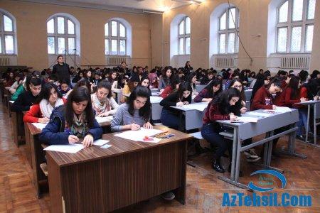 Payız semestrinin imtahan sessiyası-bilik yeganə meyardır