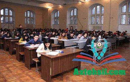 ADPU-də 2016-2017-ci tədris ilinin payız semestrinin imtahan sessiyası davam edir
