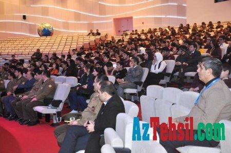 FHN Avropa Azərbaycan məktəbində tədbir keçirib