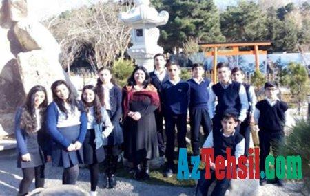 Yaponiyada Azərbaycanla bağlı seminar keçirilib