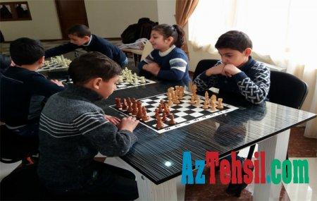 Yanvarın 27-də 8-10, 10-12 yaş qruplarında oğlan və qızlar arasında şahmat üzrə rayon birinciliyi keçirilib