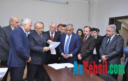 ADU-da növbəti mediatur təşkil olunub - Fotolar