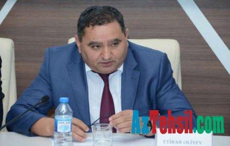 Günah akademik Kamal Abdulladadır ki, sizin kimi birisini o liseyin direktoru qoyub-ekspertdən prorektora reaksiya
