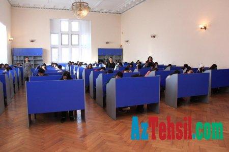 ADPU-da payız semestrinin imtahan sessiyası başa çatdı