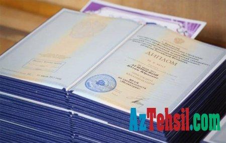 Sovet dövründə diplomların verilməsində gecikmə heç vaxt müşahidə edilmirdi-ekspertlərin rəyləri