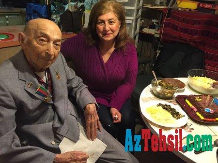 Professor Lütfi Ə.Zadənin 96 yaşı qeyd olunub – FOTO